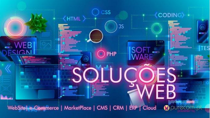 Soluções Web